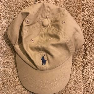 Toddler polo hat